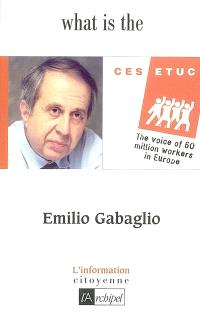 What is the ETUC ?