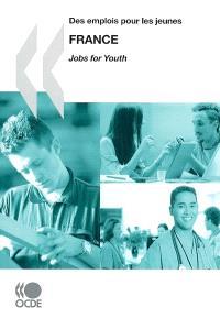 France : des emplois pour les jeunes