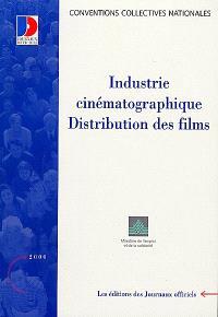 Industrie cinématographique : distribution des films