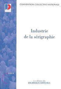 Industrie de la sérigraphie
