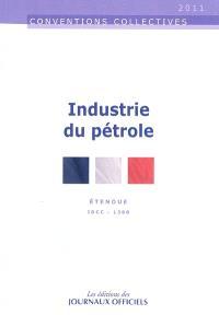 Industrie du pétrole : convention collective nationale du 3 septembre 1985 étendue par arrêté du 31 juillet 1986 : IDCC 1388