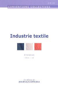 Industrie textile : convention collective nationale du 1er février 1951 (étendue par arrêté du 17 décembre 1951) : IDCC 18