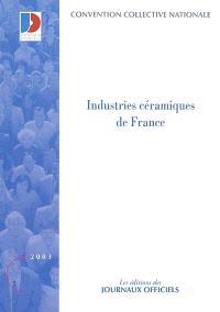 Industries céramiques de France