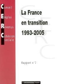 La France en transition : 1993-2005