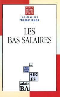 Les bas salaires