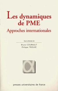 Les dynamiques de PME : approches internationales
