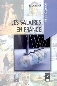Les salaires en France