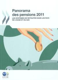 Panorama des pensions 2011 : les systèmes de retraites dans les Pays de l'OCDE et du G20