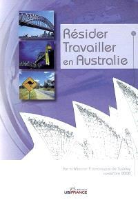 Résider et travailler en Australie