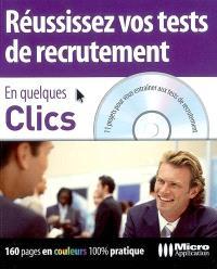 Réussissez vos tests de recrutement : 11 projets pour vous entraîner aux tests de recrutement