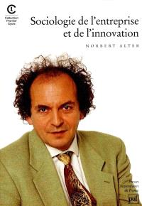 Sociologie de l'entreprise et de l'innovation