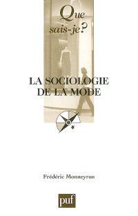 Sociologie de la mode