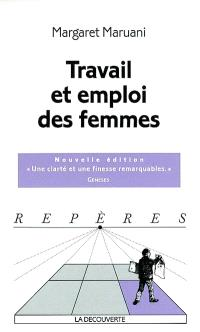 Travail et emploi des femmes