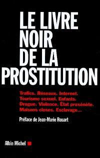 Le livre noir de la prostitution