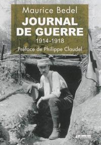 Journal de guerre, 1914-1918