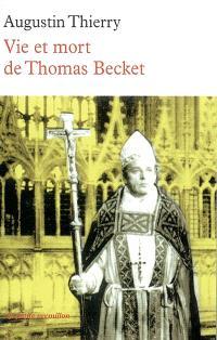 Vie et mort de Thomas Beckett