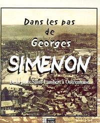Dans les pas de Georges Simenon : de la place Saint-Lambert à Outremeuse