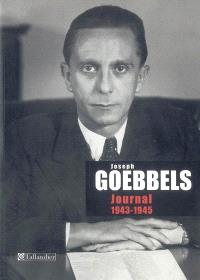 Journal. Volume 4, 1943-1945