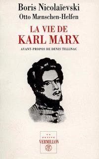 La vie de Karl Marx : l'homme et le lutteur
