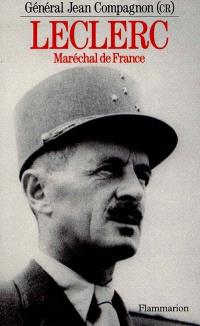 Leclerc, maréchal de France