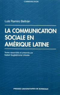 La communication sociale en Amérique latine
