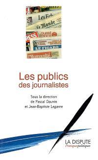 Les publics des journalistes