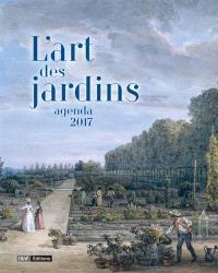 L'art des jardins : agenda 2017