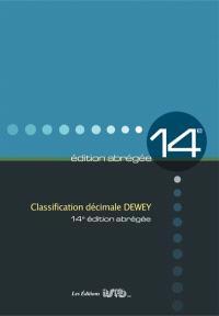 Classification décimale Dewey abrégée et index