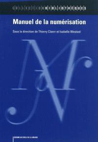 Manuel de la numérisation