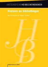 Histoire en bibliothèque