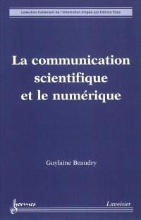 La communication scientifique et le numérique