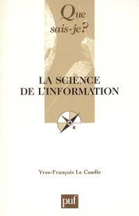 La science de l'information