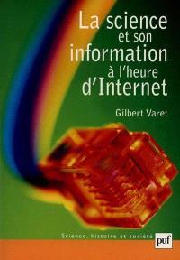 La science et son information à l'heure d'Internet