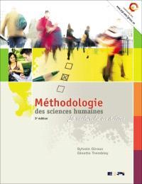 Méthodologie des sciences humaines  : la recherche en action