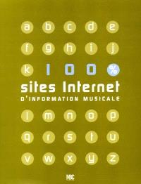 100 sites Internet d'information musicale