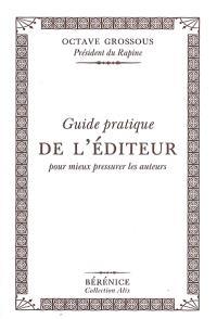 Guide pratique de l'éditeur