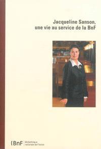 Jacqueline Sanson, une vie au service de la BnF