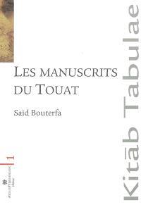 Les manuscrits du Touat : le Sud algérien