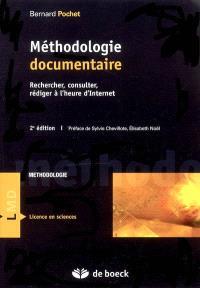 Méthodologie documentaire : rédiger, consulter, rédiger à l'heure d'Internet