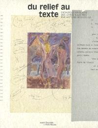 Du relief au texte : catalogue raisonné des livres illustrés par Antoine Bourdelle