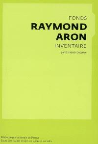 Fonds Raymond Aron : inventaire