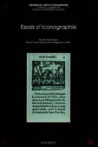 L'illustration : essais d'iconographie : actes du séminaire CNRS (GDR 712), Paris, 1993-1994