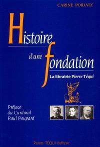 La librairie Pierre Téqui : histoire d'une fondation