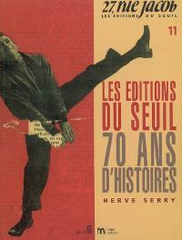 Les Editions du Seuil : 70 ans d'histoires