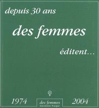 Mémoires de femmes, 1974-2004
