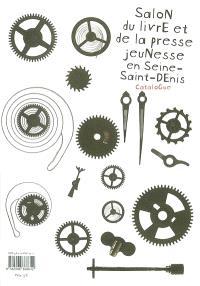 Salon du livre et de la presse jeunesse en Seine-Saint-Denis : catalogue 2006