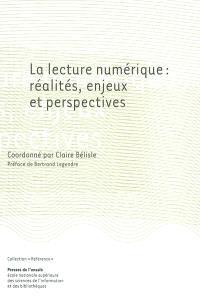 La lecture numérique : réalités, enjeux et perspectives