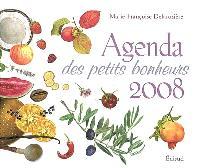 Agenda des petits bonheurs 2008