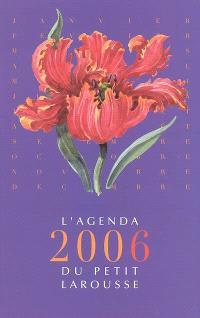 Agenda du Petit Larousse 2006
