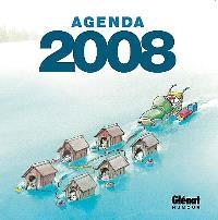 Agenda humour 2008